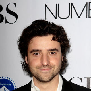 "David Krumholtz in ""Numb3rs"" 100th Episode Bash - Arrivals"