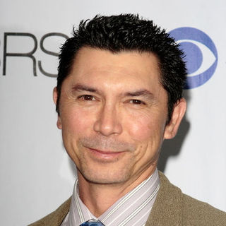 "Lou Diamond Phillips in ""Numb3rs"" 100th Episode Bash - Arrivals"