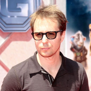 "Sam Rockwell in ""G-Force"" World Premiere - Arrivals"