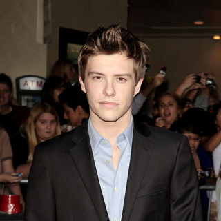 "Xavier Samuel in ""The Twilight Saga's New Moon"" Los Angeles Premiere- Arrivals"