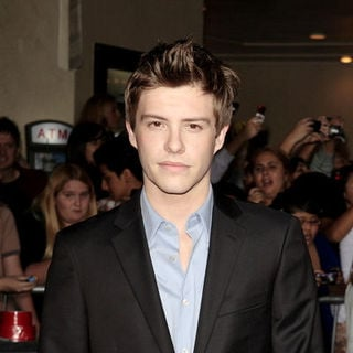 "Xavier Samuel in ""The Twilight Saga's New Moon"" Los Angeles Premiere- Arrivals - TYG-005729"