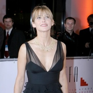 Sophie Marceau in 2006 European Film Awards - Arrivals - WGF-000123