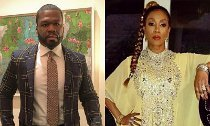 50 Cent Slams Ex Vivica A. Fox for Rating Their Sex Life as 'PG-13'