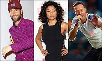 Taraji P. Henson Mistakes Coldplay for Maroon 5, Adam Levine Reacts