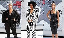 See Stars' Showstopping Styles at BET Awards