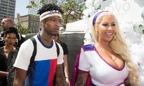 Amber Rose Feeling Conflicted After Split With 21 Savage