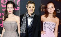 Angelina Jolie 'Pretty Upset' Over Brad Pitt and Ella Purnell Dating Rumor