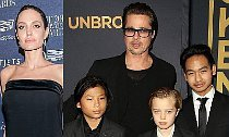Angelina Jolie and Brad Pitt May Lose Custody of Maddox and Pax