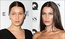 Bella Hadid Accused of Having a Nose Job