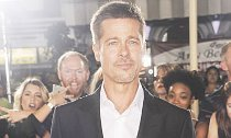 Brad Pitt Reportedly Staying at a Sober House