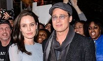 Pitt and Jolie Reach Temporary Custody Deal