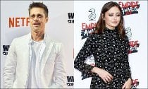 Brad Pitt Has His Eyes on 21-Year-Old Ella Purnell