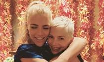 Busy Philipps Comforts Michelle Williams on Heath Ledger's Death Anniversary