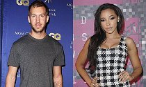 Calvin Harris and Tinashe Step Out for Dinner Date in L.A.