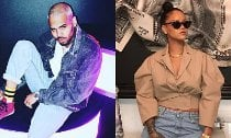 Chris Brown's Birthday Tribute for Rihanna Draws Mixed Reactions
