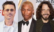 Brad Pitt, Pharrell and More Celebrity Pals Attend Chris Cornell's Funeral
