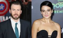 Chris Evans Splits From Jenny Slate Again