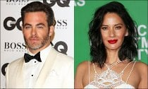 Chris Pine and Former Fling Olivia Munn May Rekindle Romance