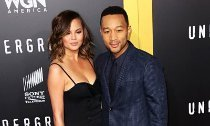 Chrissy Teigen and John Legend Reveal Son's Name, Share First Pic