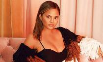 Chrissy Teigen Pregnant With Her Second Child - See Her Baby Bump!