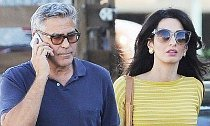 George and Amal Clooney Already Coming Up With Baby Names
