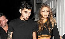 Gigi Hadid Sparks Engagement Rumors Again With Emerald Ring