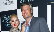 Love Mark? Gwen Stefani Fails to Cover Neck Hickey During Outing With Her Kids