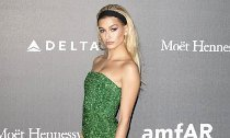 Free the Nipple! Hailey Baldwin Goes Braless in Skimpy Top