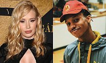 Iggy Azalea's New Beau Gets Two Handfuls of Her Boobs and Ass