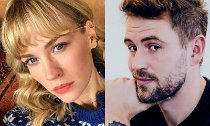 January Jones Dating Former 'The Bachelor' Star Nick Viall