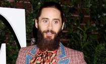 Jared Leto Flaunts His Ripped Abs in Nude Selfie