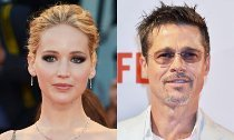 Jennifer Lawrence Reportedly Seeing Brad Pitt After Darren Aronofsky Split
