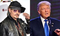 Johnny Depp Sorry for Joking About Assassinating President Donald Trump