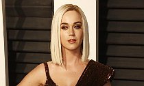 Katy Perry Has Lukewarm Reunion With Beau Orlando Bloom at Oscars Party
