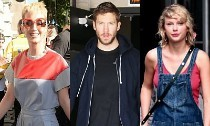 Katy Perry Romancing Calvin Harris to Get Back at Taylor Swift