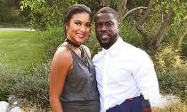 Kevin Hart Accused of Cheating on Pregnant Wife With Mystery Brunette