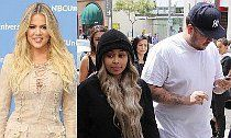 Khloe Fears Blac Chyna Will Use Her Baby for Fame and Fortune