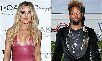 Khloe Spotted Cozying Up to Odell Beckham Jr.