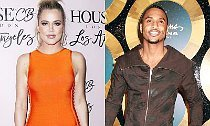 Khloe Kardashian and Trey Songz Get Flirty at Her Birthday Bash