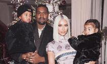 Kim and Kanye Welcome Baby No. 3 via Surrogate