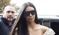 Kim Kardashian's Paris Robbery Crime Scene Photos Emerge