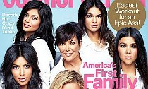 Cosmopolitan Slammed Over the Kardashians Cover