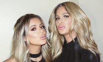 Kim Zolciak Exposes Brielle Briemann's Boob on Snapchat