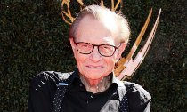 Larry King Denies Groping Terry Richard