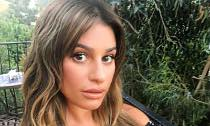 Lea Michele Is Dating Fashion Executive Zandy Reich