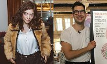 Lorde and Jack Antonoff Fuel Dating Rumors With PDA-Filled Outing