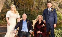 First Photos of Meghan McCain and Ben Domenech's Fairytale Wedding