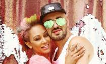 Mel B Flaunts Romance With Her Hair Stylist Amid Affair Rumors