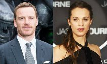 Michael Fassbender and Alicia Vikander Wear Rings Amid Wedding Rumors