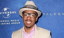 Nick Cannon Introduces Newborn Baby Boy Golden 'Sagon'